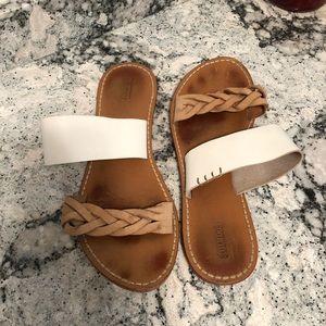 EUC Soludos sandals